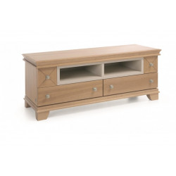 UNIMEBEL TIMELESS WOOD COLLECTION SZAFKA RTV NISKA