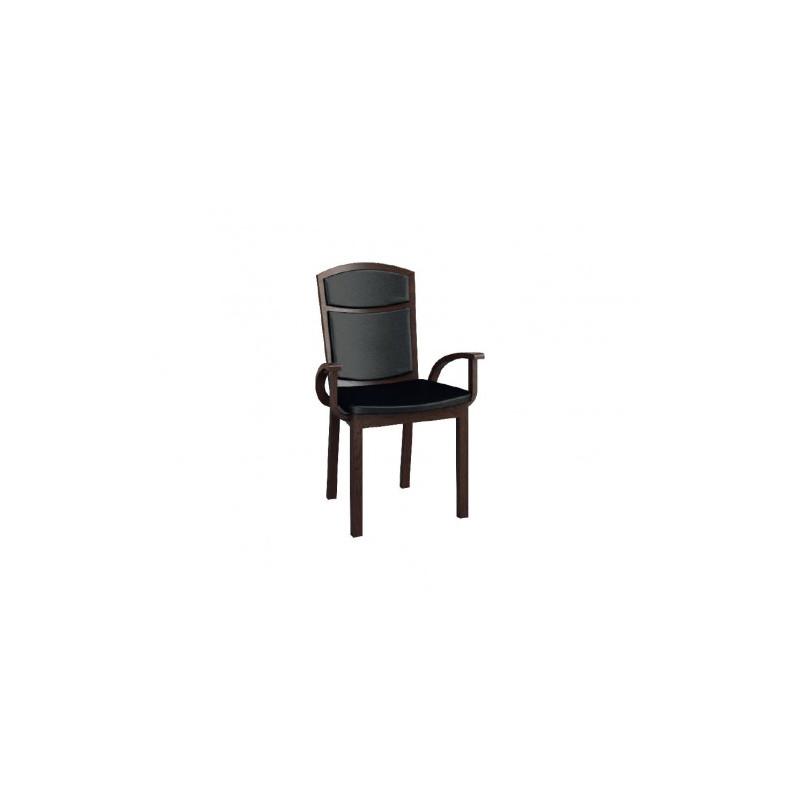 MEBIN BARI Krzesło Roma II z podłokietnikiem