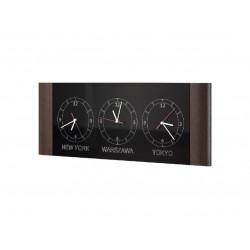 MEBIN RIMINI (RICO) Zegar potrójny