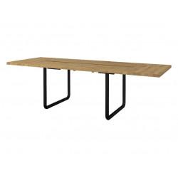 MEBIN Omega Stół 180 z wsadami dokładanymi