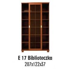 SOŚNO MEBLE EMDEN BIBLIOTECZKA E-17