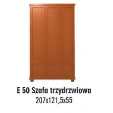 SOŚNO MEBLE EMDEN SZAFA E-50