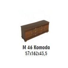 SOŚNO MEBLE MOLVENO KOMODA M-46