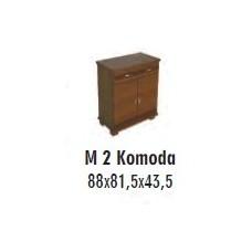 SOŚNO MEBLE MOLVENO KOMODA M-2