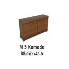 SOŚNO MEBLE MOLVENO KOMODA M-5