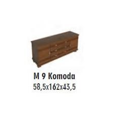 SOŚNO MEBLE MOLVENO KOMODA M-9