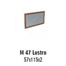 SOŚNO MEBLE MOLVENO LUSTRO M-47
