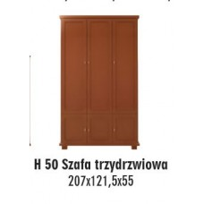 SOŚNO MEBLE HAMMER SZAFA H-50