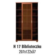 SOŚNO MEBLE HAMMER BIBLIOTECZKA H-17