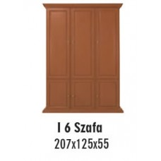 SOŚNO MEBLE ISOLA SZAFA I-6