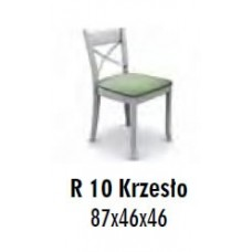 SOŚNO MEBLE ROCCA KRZESŁO R-10