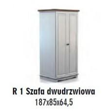 SOŚNO MEBLE ROCCA SZAFA R-1