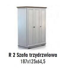 SOŚNO MEBLE ROCCA SZAFA R-2