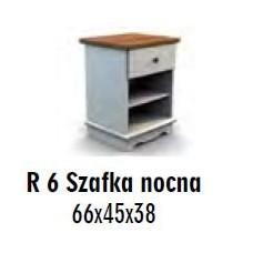SOŚNO MEBLE ROCCA SZAFKA NOCNA R-6