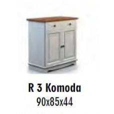 SOŚNO MEBLE ROCCA KOMODA R-3