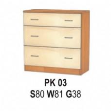 PANDA KOMODA PK3