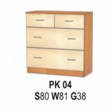 PANDA KOMODA PK4